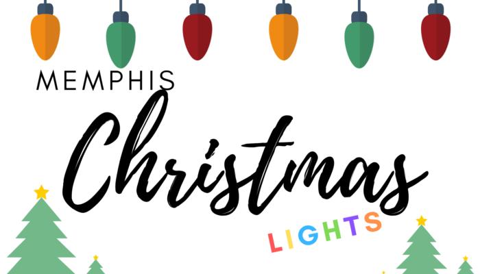 Memphis Area Christmas Lights & Animated Light Shows 2020