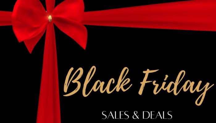 Black Friday 2020 Sales & Deals